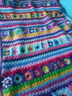 freestyle crochet afghan - Google Search