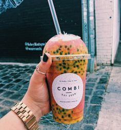 Now that's boba tea I Love Food, Good Food, Yummy Food, Tasty, Junk Food, Food Porn, Tumblr Food, Food Goals, Frozen Desserts