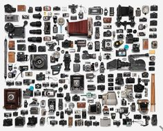Jim Golden photography - vintage camera collection