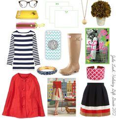 Julie Leah Blog, Gift Guides: Pretty & Preppy