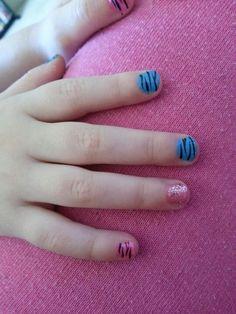 little girl nail idea - Little Girl Nail Design Ideas