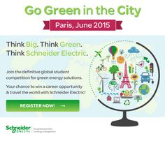 Go Green in the City 2015 is open for participation