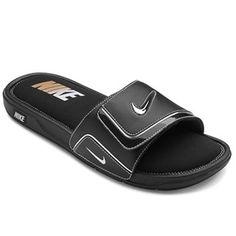 nike padded sandal