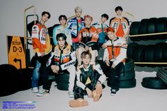 NCT 127 reveals charismatic teaser image for 'Neo Zone : The Final Round' Winwin, Lee Taeyong, Mark Lee, Shinee, Teaser, Beijing, Got7, Kpop Wallpaper, Nct 127 Members