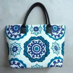 Embroidery bag $13