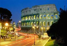 Rome By Night Adds a New Dimension to Your Roman Holiday