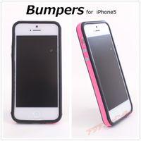 自分好みのカラーが見つけられる!全8色の豊富なカラーのiPhone5専用バンパーiPhoneケース/iPhoneカバー iPhone5ケース 激安!ワンコイン【送料無料】Bumpers for iPhone5  http://item.rakuten.co.jp/asian-rainbow/100003055/