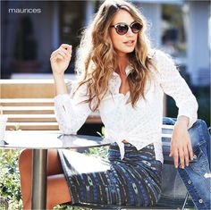Transition from desk to dinner #streetstyle | Maurices