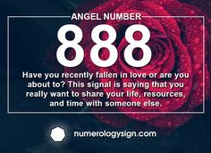 If you have been seeing 888 then take note! Read on to discover the Angel Number 888 meanings and why you are seeing 1144 Angel Number, 8888 Angel Number, Numerology Compatibility, Numerology Chart, Angel Number Meanings, Angel Numbers, What Does 888 Mean, Signs From The Universe, Secret Law Of Attraction