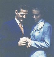 """Jim and Elizabeth Elliot  """"He is no fool who gives what he cannot keep to gain what he cannot lose."""" -Jim Elliot"""