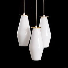 Interior Lighting, Pendant Lamp, Geometric Shapes, Light Fixtures, Mid-century Modern, Lamps, Art Deco, Ceiling Lights, Finland