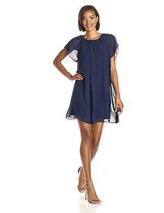 BCBGeneration Women's Shirred Neckline Midi Dress Deep Blue, Medium BCBGeneration http://www.amazon.com/dp/B010THN6OK/ref=cm_sw_r_pi_dp_oecQwb1AQ32J5
