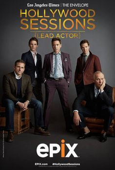 Hollywood Sessions: Lead Actor