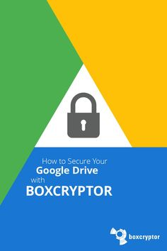 Encrypt Google Drive for higher data privacy and get full control over your data in the cloud with encryption by Boxcryptor. Boxcryptor is software made in Germany and easy-to-use. Try now!  #Boxcryptor #Cloud #Storage #Data #Files #Privacy #Google #Drive #GDPR #Security #Encryption #Software #Tech #Tools Web Security, End To End Encryption, Google Drive, Cloud, Software, Germany, Tech, Tools, Storage