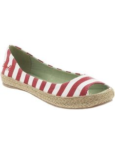 5f0caa6a32 Madison s new shoes Red And White Stripes