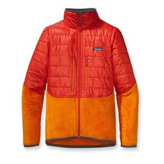 Gear review of the Patagonia Nano Puff Hybrid Jacket, a cross between their Nano Puff jacket and R2 fleece that puts the insulation where it is needed.