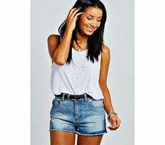 boohoo Mariah Mid Blue Wash Denim Hotpants - blue It's short time! Let's experiment with lengths - dare to bare in knock-out knicker shorts and high shine hotpants, or go borrowed from the boyfriend in tailored board shorts. We'll be saying yes to ne http://www.comparestoreprices.co.uk/dresses/boohoo-mariah-mid-blue-wash-denim-hotpants--blue.asp