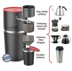 This all-in-one coffee maker.