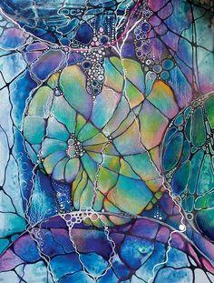 """#Нейрографика #Официальный Сайт  """"... и как будто в отпуске у океана""""  Автор работы:Daria Belman"""