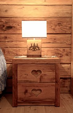 IMG_0060 Chalet Chic, Chalet Style, Chalet Interior, Mountain Style, Charming House, Mountain Designs, Cabin Homes, Dresser As Nightstand, Sweet Home