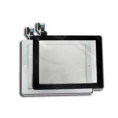 For Apple iPad 2 Touch Display Assembly with Touchpad White Colour