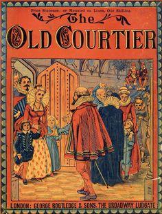 "Walter Crane «The old courtier» | ""Картинки и разговоры"""