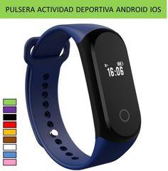 Gadgets tecnologia y accesorios para deportes: pulseras actividad deportiva sensor ritmo cardiaco Charm