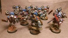 Evil Space Elves 30K World Eaters: 11/28 More Knight stuff - Page ...