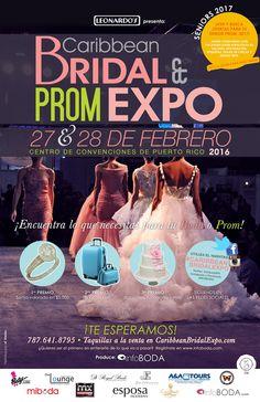 Caribbean Bridal & Prom Expo 2016 #sondeaquipr #caribbeanbridalpromexpo #centroconvencionespr #sanjuan #expospr