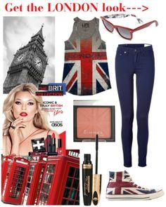 """""""London"""" by lizziemeijer on Polyvore"""