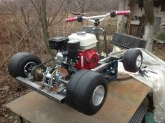 Custom Made Bar Stool Racer Barstool Go Kart Go Karts