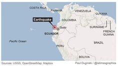 El 16 de abril Ecuador fue sorprendido con un terremoto de magnitud 7,8. #EarthquakeInEcuador #EcuadorEarthquake #Ecuador #SismoEcuador #EcuadorListoYSolidario #Sismo #TerremotoEcuador #PrayForEcuador