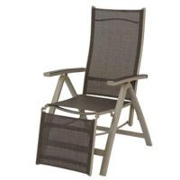 Sezlong MARO din aluminiu Outdoor Chairs, Outdoor Furniture, Outdoor Decor, Mocca, Siena, Relax, Garden, Home Decor, Garten