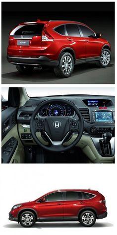 2015 Honda CR-V SUV Review, Spec and Price