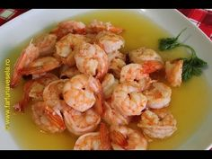 Lidl, Shrimp, Lunch, Meat, Dinner, Recipes, Food, Romania, Youtube