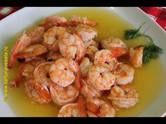 Lidl, Shrimp, Meat, Food, Romania, Youtube, Salads, Meal, Essen