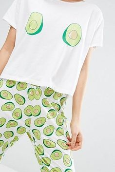 A pair of pajamas to wear while you eat a big bowl of guacamole with a spoon (the only way to eat it). | 57 Of The Most Amazing Gifts Of 2016