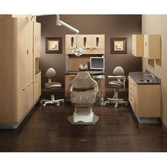Midmark Cabinetry - Artizan Dental Furniture