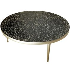 Mid-Century Mosaic Tile Coffee Table | From a unique collection of antique and modern coffee and cocktail tables at https://www.1stdibs.com/furniture/tables/coffee-tables-cocktail-tables/