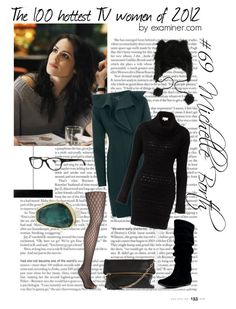The 100 hottest TV women of 2012 by examiner.com - #69, Michelle Borth [Hawaii Five-0] by miky94 on Polyvore featuring Linea Weekend, Lanvin, Wallis, Qupid, Anya Hindmarch, Jamie Joseph and Coach
