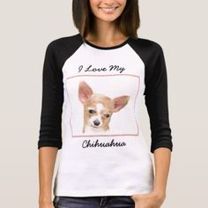 #Chihuahua T-Shirt - #chihuahua #puppy #dog #dogs #pet #pets #cute