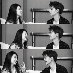 KPop Fakestagram (In Revision + Slow Update) Wgm Couples, Kpop Couples, Cute Couples, Sungjae And Joy, Sungjae Btob, We Got Married Couples, We Get Married, Red Velvet Joy, Red Velvet Flavor