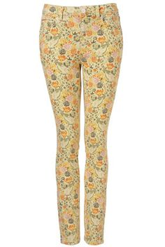 call me crazy, but i've decided my wardrobe needs floral skinny jeans.