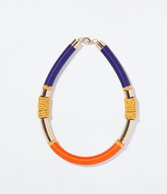 Image 1 of TUBE NECKLACE from Zara