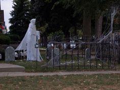 graveyard from frankenstein movie ghosts graveyards pinterest movies frankenstein and graveyards - Halloween Cemetery Decorations