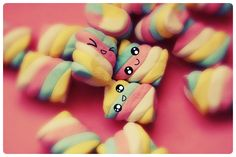 colorful marshmallows - Google Search