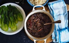 Luscious, Saucy Slow Cooked Asian Style Beef Cheeks!
