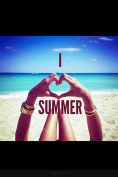 I love Summer  pinterest.com/sahstarr