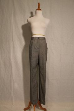 PENDLETON NEW WITH TAGS  Glen Plaid Wool Dress Pants Trousers Wear to Work Sz. 8 #Pendleton #DressPants