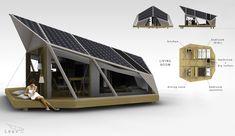 solar tent home